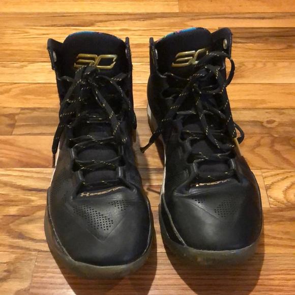 brand new da548 3ed79 Under Armour Curry 2 Zero Basketball Shoes